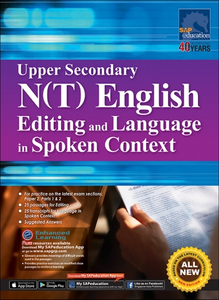 Upper Secondary N(T) English Editing and Language in Spoken Context