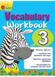 Vocabulary Workbook 3