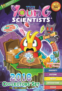 The Young Scientists 2018 Level 1 Collection Set