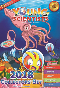 The Young Scientists 2018 Level 2 Collection Set