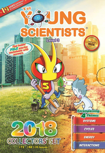 The Young Scientists 2018 Level 3 Collector Set