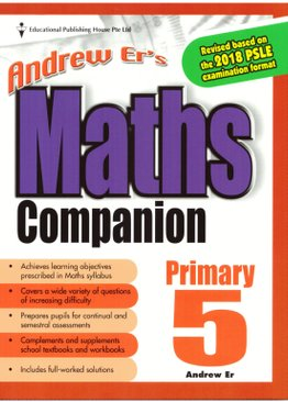 Andrew Er's Maths Companion 5 (Revised)