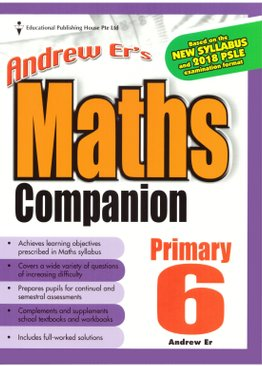 Andrew Er's Maths Companion 6 (New Syllabus)