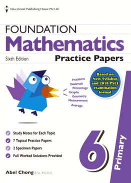 Foundation Maths Practice Papers 6