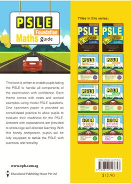 PSLE Foundation Maths Guide