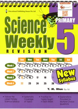 Science Weekly Revision 5