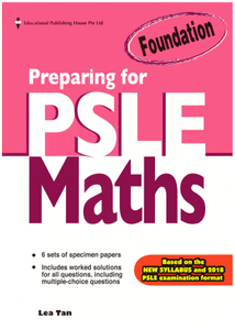 Preparing for PSLE Foundation Maths