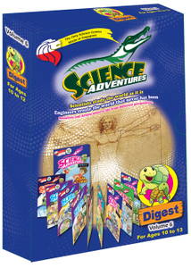 Science Adventures 2018 Box- Digest (STEM)