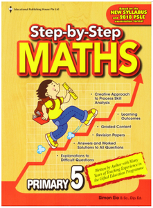 Step-By-Step Maths 5