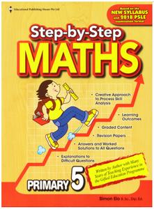Step-By-Step Maths 5