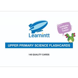 PSLE Upper Primary Science Flashcards V4