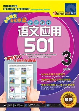 小三华文 语文应用 501  Questions on Language And Usage For Primary Three Chinese