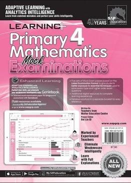 Primary 4 Mathematics Mock Examinations
