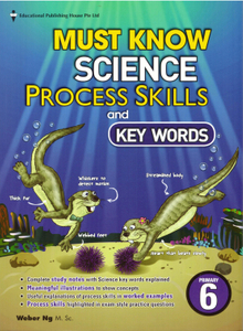 Must Know Science Process Skills & Key Words 6