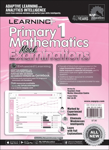 Primary 1 Mathematics Mock Examinations