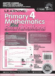 Primary 4 Mathematics Mock Examinations