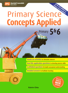 Primary Science Concepts Applied P5 & P6