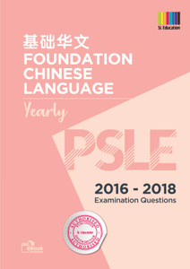 PSLE Foundation Chinese Yearly  2016 - 2018 Qns + Ans