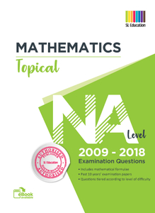 TYS NA Level Mathematics (Topical) Qns + Ans 2009 - 2018