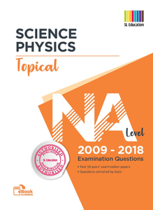 TYS NA Level Science Physics (Topical) Qns + Ans 2009 - 2018