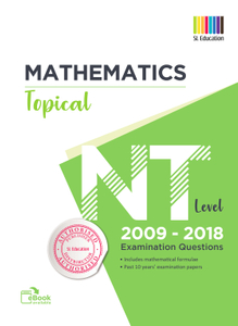 TYS NT Level Mathematics (Topical) Qns + Ans 2009 - 2018