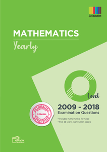 TYS O Level Mathematics (Yearly) Qns + Ans 2009 - 2018