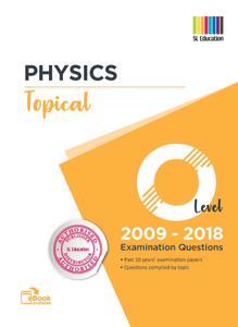 TYS O Level Physics (Topical) Qns + Ans 2009 - 2018