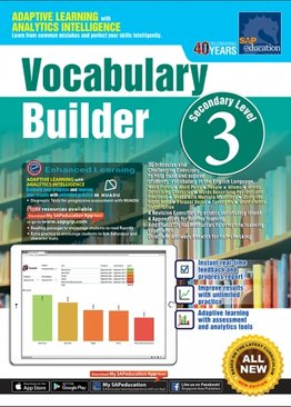 Vocabulary Builder Secondary Level 3
