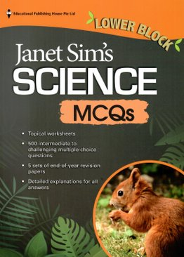Janet Sim's Science MCQs (Lower Block)