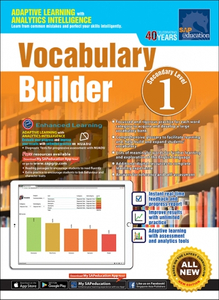 Vocabulary Builder Secondary Level 1