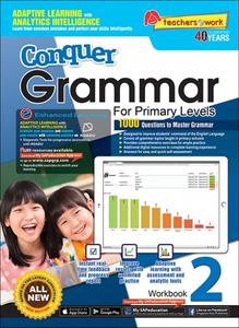 Conquer Grammar Workbook 2