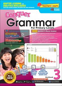 Conquer Grammar Workbook 3