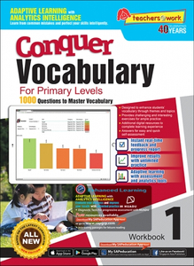 Conquer Vocabulary 1