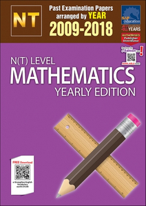 N(T)-Level Mathematics Yearly Edition (2009-2018) + Answers