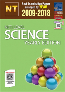N(T)-Level Science Yearly Edition (2009-2018) + Answers