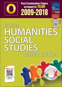 O-Level Humanities Social Studies Yearly Edition (2009-2018) + Answers