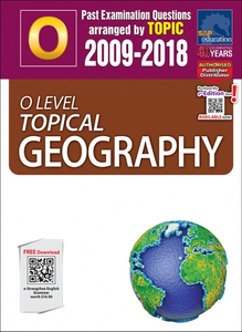 O-Level Topical Geography (2009-2018)