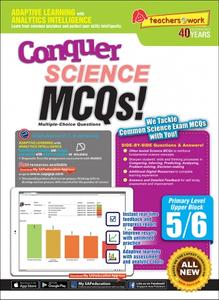 Conquer Science MCQS! Primary Level Upper Block 5/6