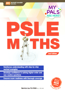 My Pals are Here! PSLE Maths (2E)