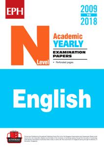 NA ENG EXAM QS W ANS 09-18 (YRLY)