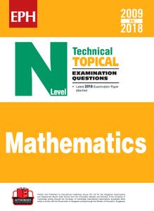 NT MATHS EXAM QS W ANS 09-18 (TOPIC)
