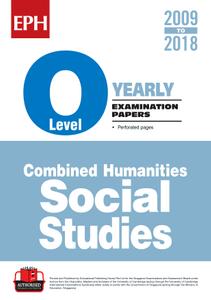 OL SOCIAL STUDIES EXAM QS W ANS 09-18 (Yrly)