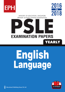PSLE English Exam Qs w Ans 16-18  (Yrly)