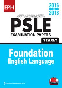 PSLE F/ Eng Exam Qs w Ans 16-18 (Yrly)
