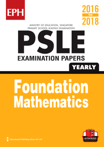 PSLE F/ Maths Exam Qs w Ans 16-18  (Yrly)