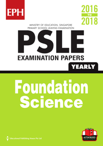 PSLE F/ Science Exam Qs w Ans 16-18  (Yrly)