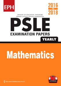 PSLE Maths Exam Qs w Ans 16-18  (Yrly)