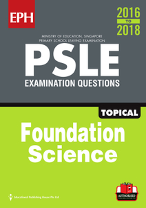 PSLE F/ Science Exam Qs w Ans 16-18  (Topic)