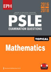 PSLE Maths Exam Qs w Ans 16-18  (Topic)