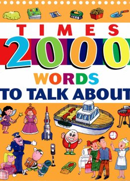 Times 2000 Words to Talk About (2E)